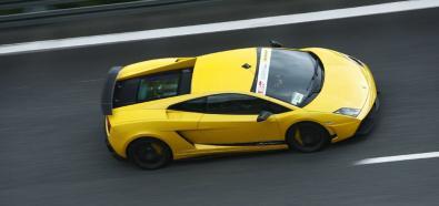 Najszybsze samochody świata w teście na przyspieszenie i hamowanie