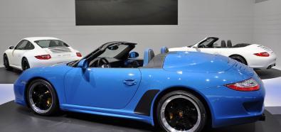 Nowe Porsche 911 Speedster - Paris Motor Show 2010