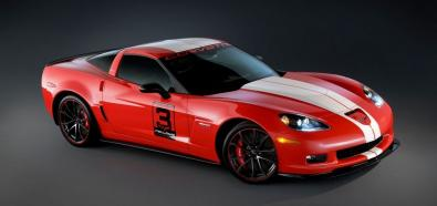 Chevrolet Corvette Z06 Ron Fellows
