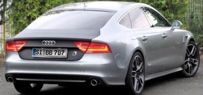 Audi A7 B&B