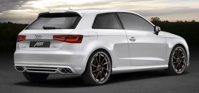 Audi A3 ABT 2012