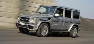 Mercedes klasy G AMG
