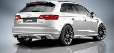 Audi AS3 Sportback ABT