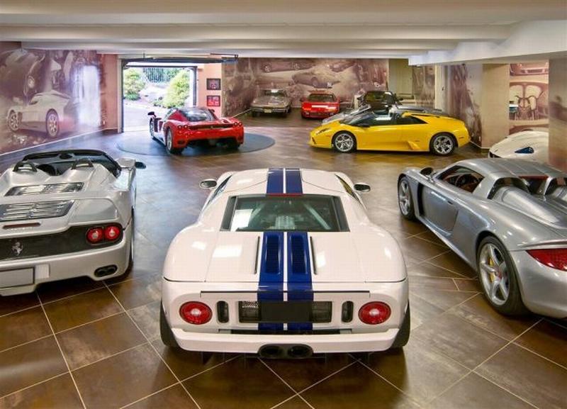 Zdjęcie Niesamowite Garaze 1