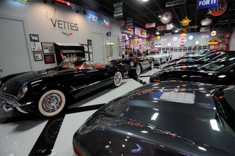Zdjęcie Niesamowite Garaze 13