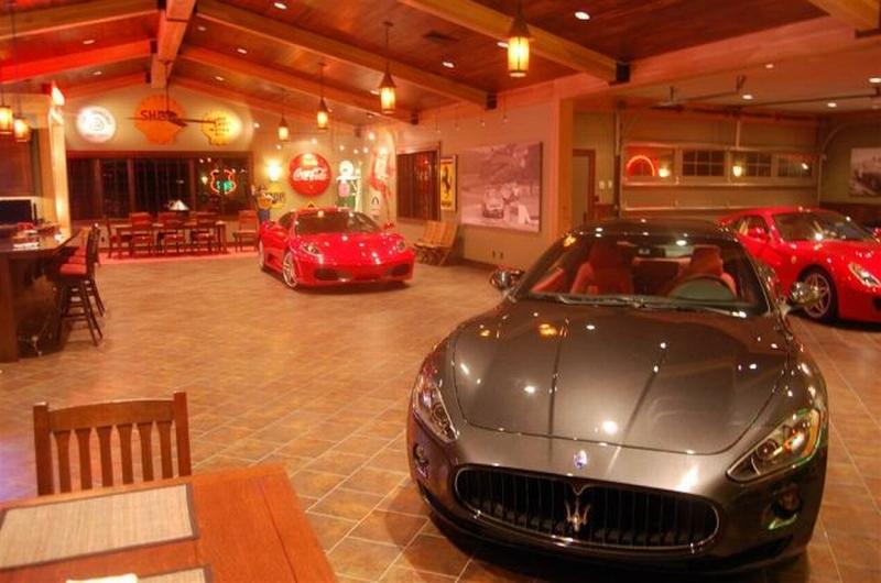 Zdjęcie Niesamowite Garaze 14