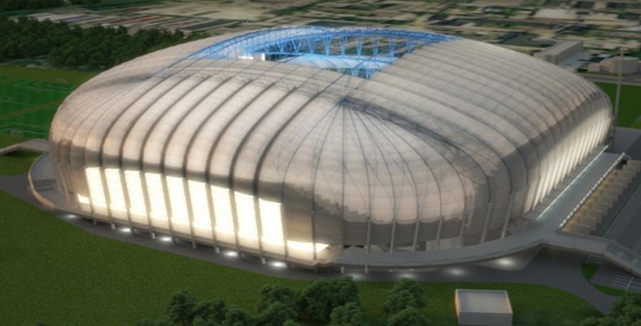 POZNAŃ - Stadion Miejski