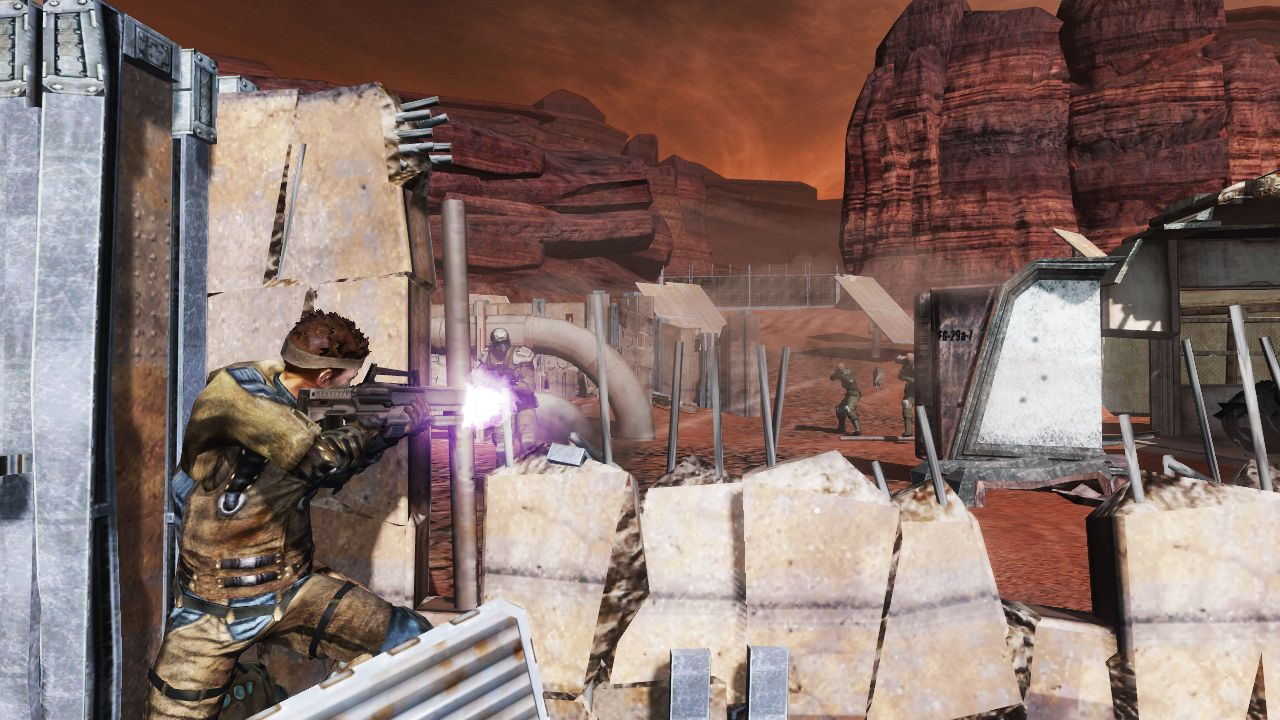 Red faction: guerrilla11