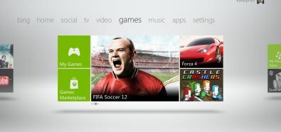 Xbox 360 - nowy interfejs