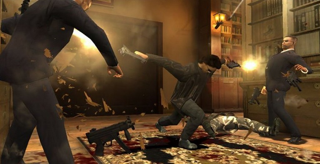 Max Payne 2 - Full Trailer : Remedy : Free Download