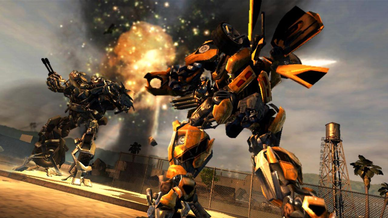 Transformers 2 Game Trainer