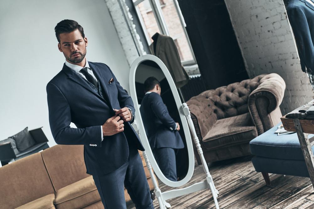 10 podstawowych elementów garderoby eleganckiego mężczyzny