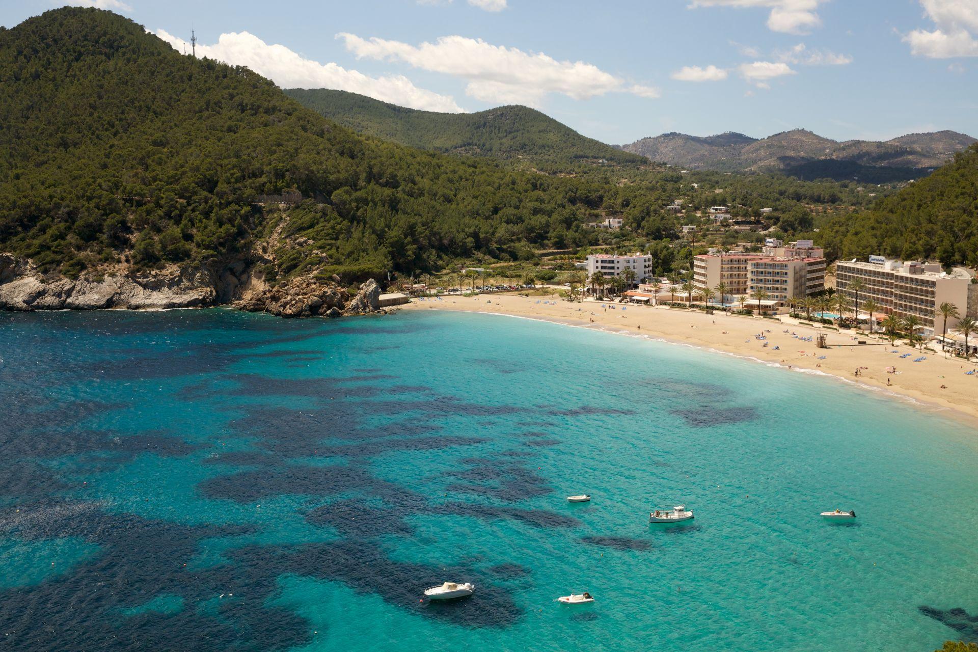 Plaża Cala de Sant Vicent - Ibiza