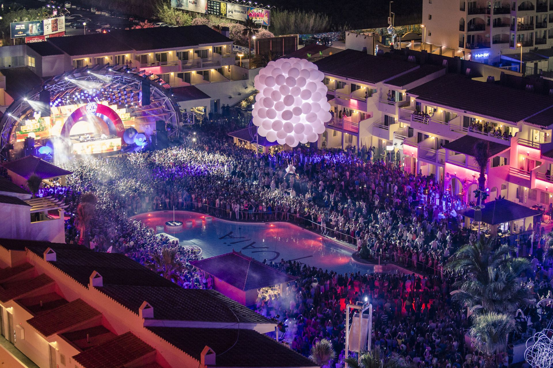 Ushuaïa Open Air Club - Ibiza