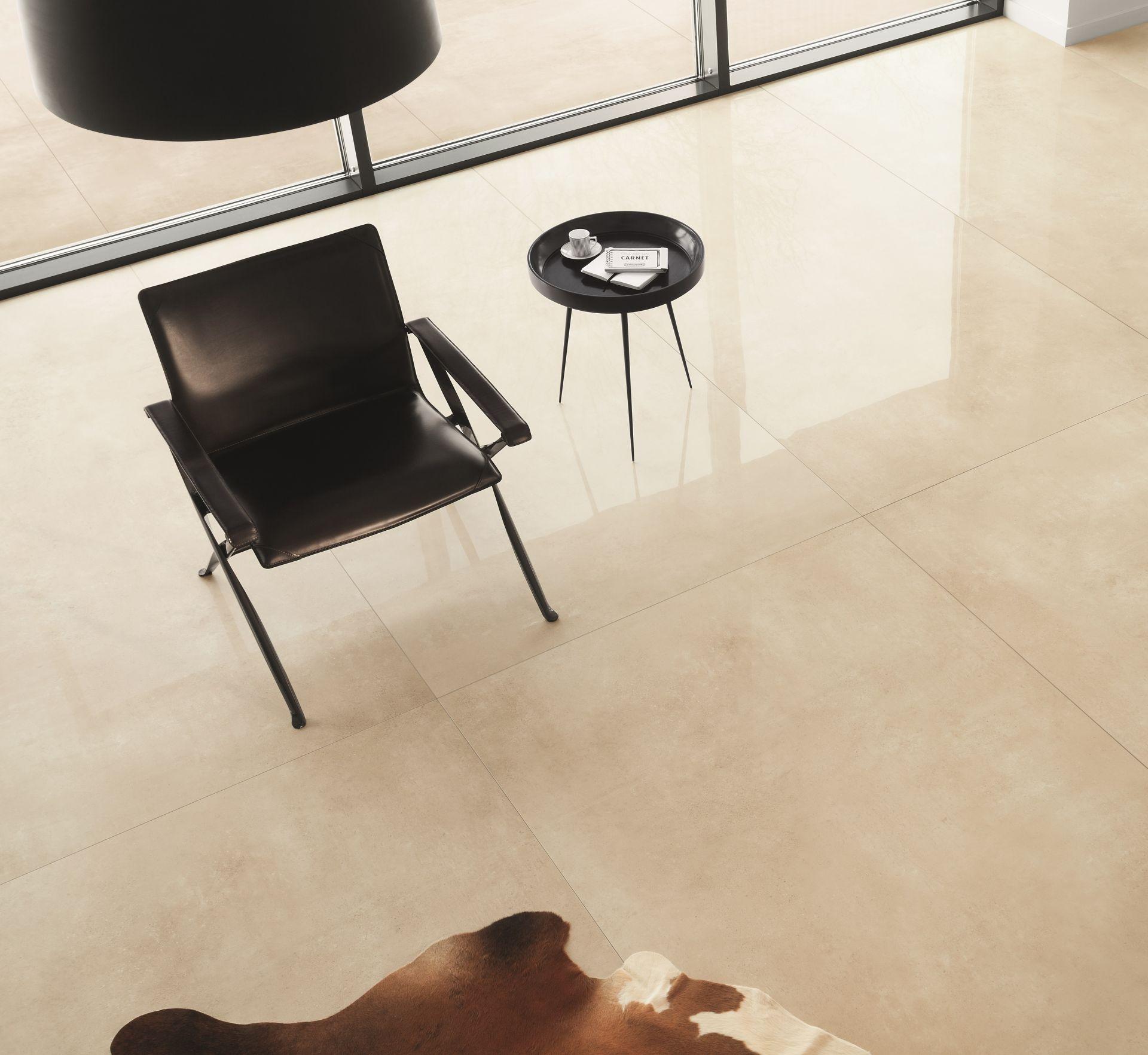 Kamień czy beton? Inspiracje wnętrz