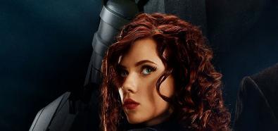 Scarlett Johansson - Iron Man 2 - Czarna Wdowa