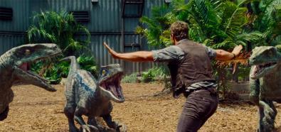 """""""Jurassic World"""" z historycznym rekordem, """"Avengersi"""" w tyle"""