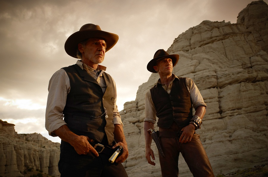 """Kowboje i Obcy"", Cowboys And Aliens"