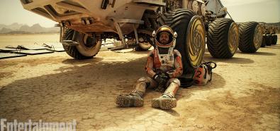 """""""Marsjanin"""" - pierwszy zwiastun nowego filmu Ridleya Scotta"""