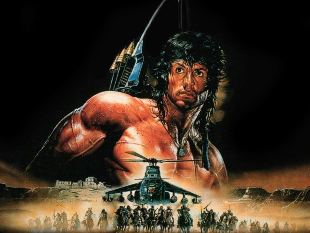 Rambo 1 Elicottero : Zdjęcie rambo