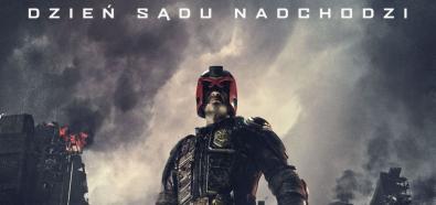 """""""Dredd 3D"""" - premiera polskiego plakatu"""