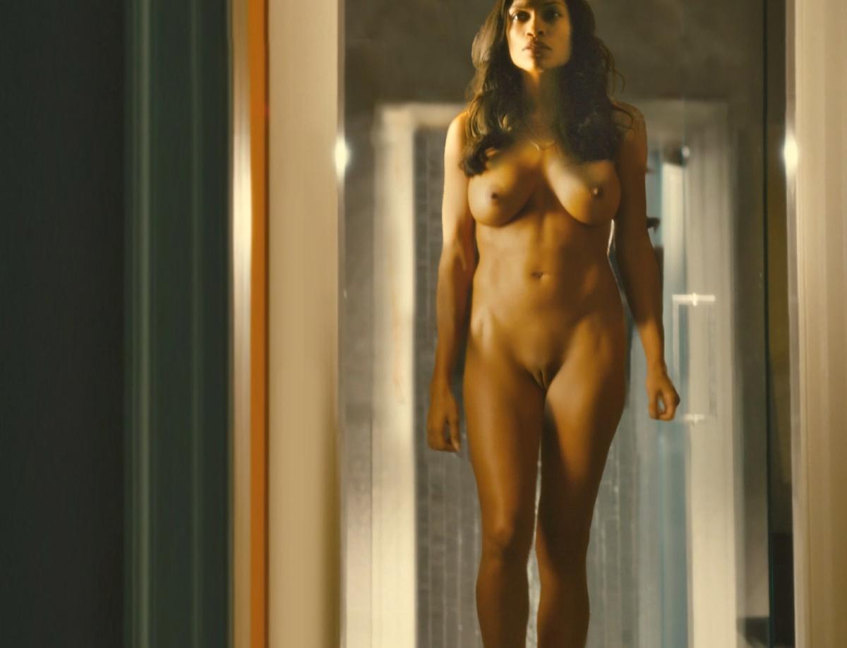 Rosario Dawson nackt Sextape - stars-nackttv