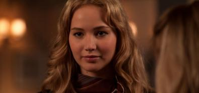 Jennifer Lawrence o ukryciu Mystique