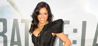 "Michelle Rodriguez  na premierze ""Battle: Los Angeles"" w Westwood"