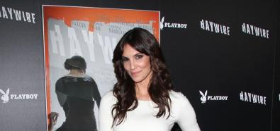 Daniela Ruah - aktorka na premierze filmu