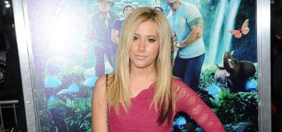 Ashley Tisdale - premiera Journey 2 Mysterious Island w Los Angeles