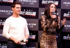 "Paula Patton i Tom Cruise - premiera filmu ""Mission: Impossible - Ghost Protocol"" w Seulu"