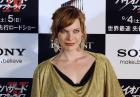 Milla Jovovich na premierze Resident Evil: Afterlife w Tokio