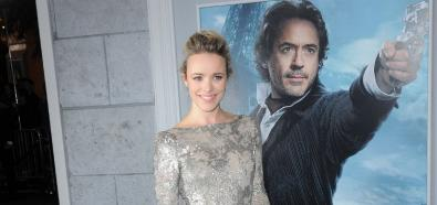 Rachel McAdams na premierze Sherlock Holmes: A Game of Shadows w Los Angeles