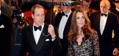 Kate Middleton i książe William - premiera filmu