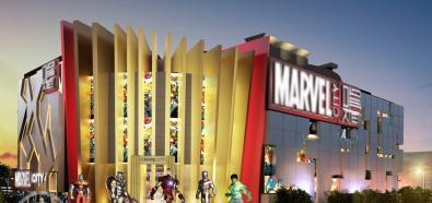 Marvel City - powstaje fantastyczny park rozrywki w Dubaju
