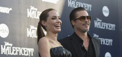 Angelina Jolie zachwyca, Brad Pitt zaatakowany - premiera