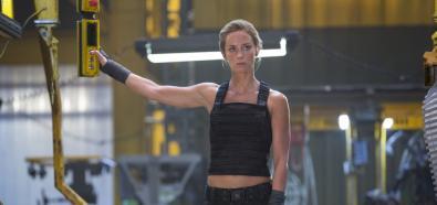 Emily Blunt zagra Captain Marvel?