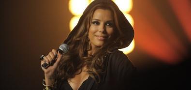 Eva Longoria promująca madrycką galę MTV EMA