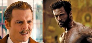 Johnny Depp zamiast Hugh Jackmana w filmie o branży reklamowej
