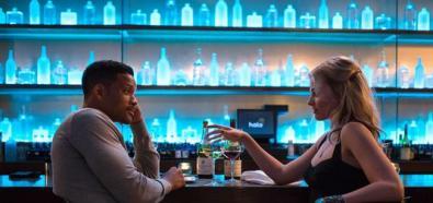 Margot Robbie - piękna aktorka z Willem Smithem w filmie
