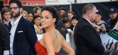 Michelle Rodriguez na premierze