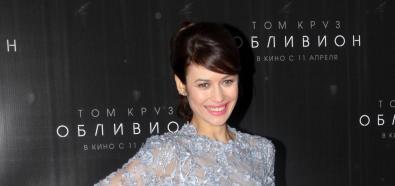 """Olga Kurylenko promuje """"Oblivion"""""""