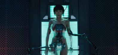 Ghost in The Shell –nowy zwiastun
