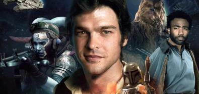 Han Solo: Gwiezdne wojny - historie - nowe materiały promocyjne