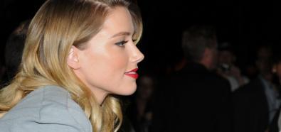 Amber Heard promuje