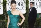 Mila Kunis, Megan Fox, Scarlett Johansson i inne aktorki na gali Złotych Globów