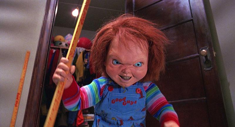 Laleczka Chucky - jest już pierwsza zapowiedź horroru