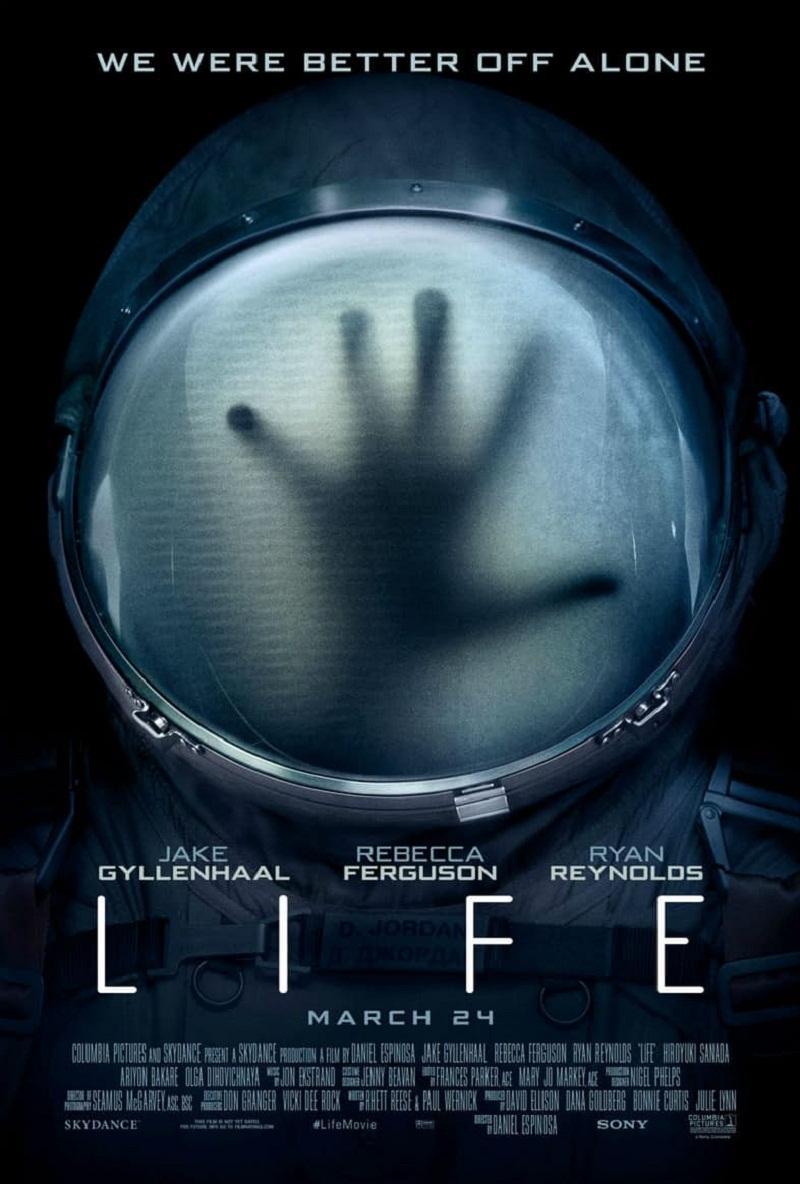 Life – nowy zwiastun thrillera na Super Bowl oraz oficjalny plakat filmu