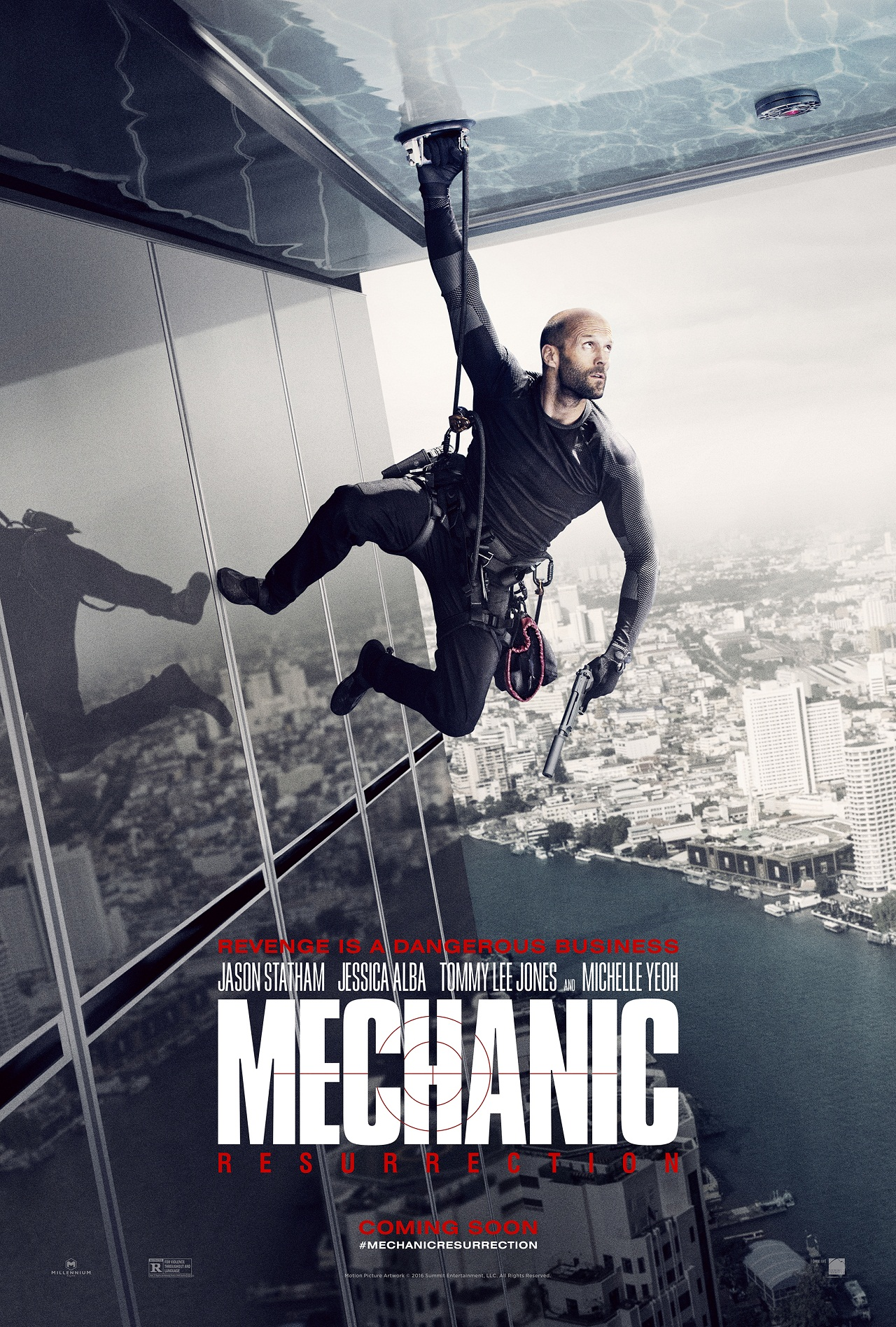 Mechanik: Resurrection – jest oficjalny plakat