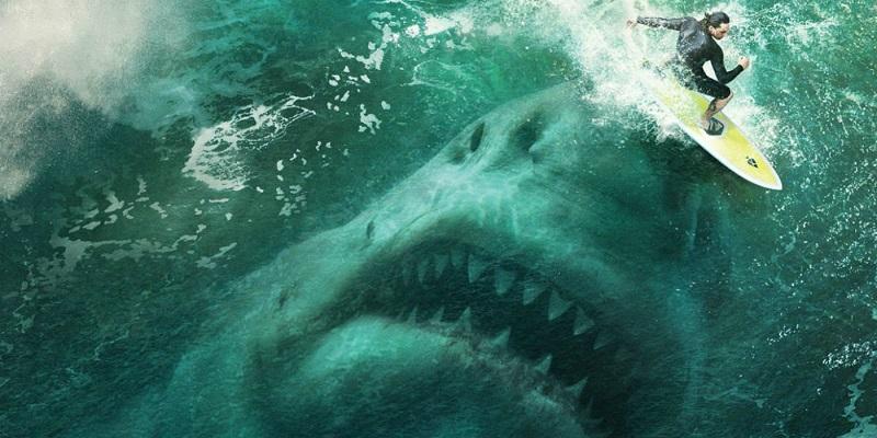 Meg - nowe zdjęcie promujące thriller z Jasonem Stathamem